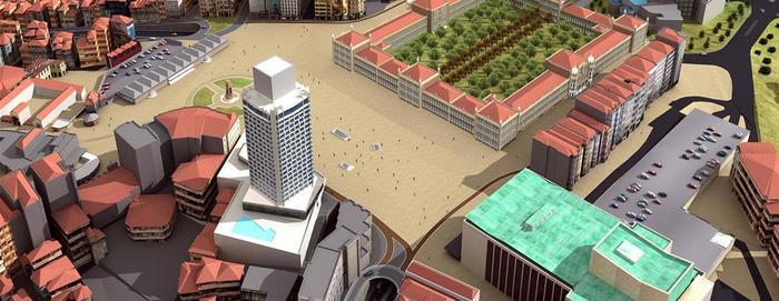 Taksim Meydanı Yaya(sız)laştırma Projesi